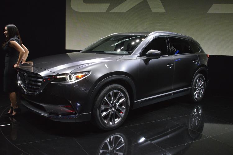 SPESIFIKASI ALL NEW MAZDA CX-9