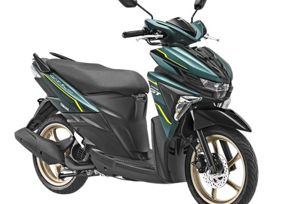 SPESIFIKASI YAMAHA ALL NEW SOUL GT 125 BLUECORE