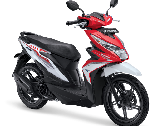 SPESIFIKASI HONDA ALL NEW BEAT 110 ESP