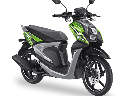 SPESIFIKASI YAMAHA NEW X-RIDE 125 BLUECORE