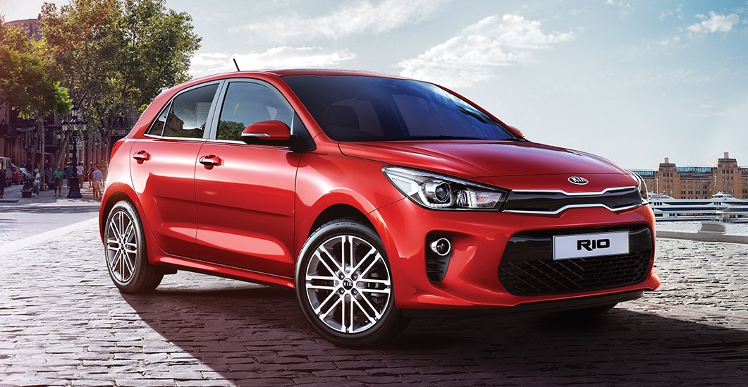 SPESIFIKASI KIA ALL NEW RIO (GEN 4)