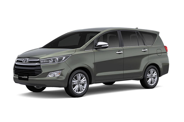 SPESIFIKASI TOYOTA ALL NEW KIJANG INNOVA