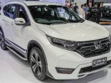 SPESIFIKASI HONDA ALL NEW CR-V TURBO (CR-V RW)