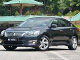 Nissan Teana Gen 3 (L33) merupakan platform yang sama dengan Nissan Altima L33 yang dipasarkan di United States (Amerika)