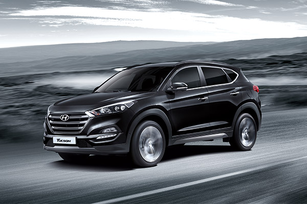 SPESIFIKASI HYUNDAI NEW TUCSON 2nd FACELIFT