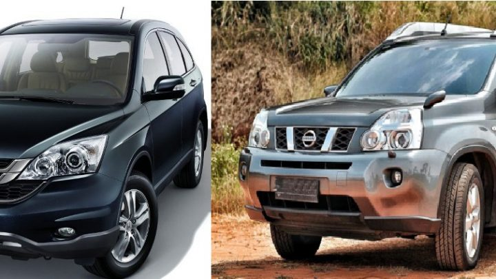 KOMPARASI HONDA CR-V GEN 3 (RE) VS NISSAN X-TRAIL GEN 2 (T31)