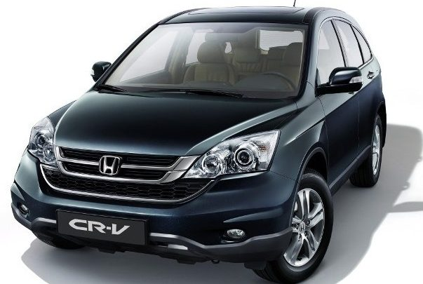 SPESIFIKASI HONDA CR-V GEN 3 (RE)