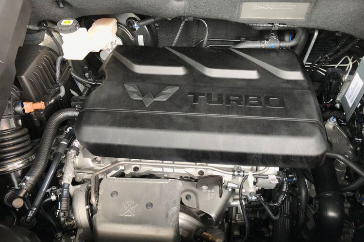 Mesin 1500 cc Turbo mampu menghasilkan output tenaga dan torsi yang cukup.