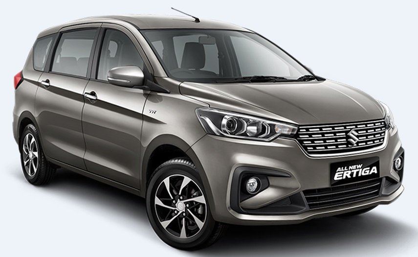 SPESIFIKASI SUZUKI NEW ERTIGA 2019 (NEW IMPROVEMENTS)