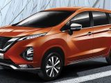 Desain Eksterior All New Nissan Livina 2019 (Orange)