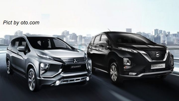 KOMPARASI MITSUBISHI XPANDER VS NISSAN ALL NEW LIVINA 2019
