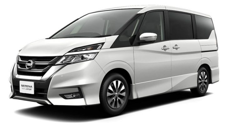SPESIFIKASI NISSAN ALL NEW SERENA C27 (2019)