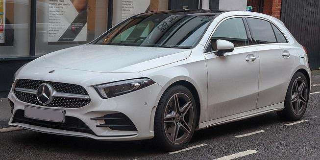 Mercedes-Benz A200 (W177) Exterior Design