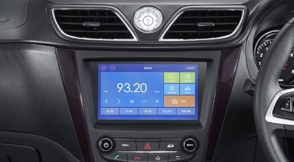 """Interior Wuling Confero S ACT: Head Unit 8"""" Touchscreen"""