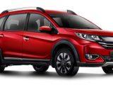 Honda BR-V 2019: Exterior Design