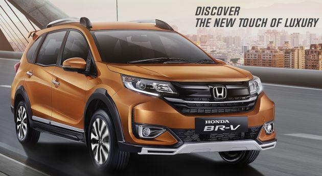 Honda BR-V 2019: New Facelift