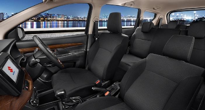 Ruang Interior Suzuki Ertiga Sport