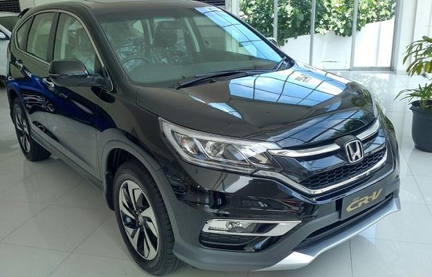 Honda CRV RM Gen4 Facelift Eksterior