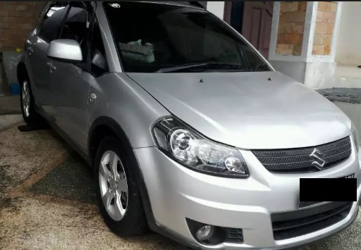 Suzuki SX4 X-Over Facelift