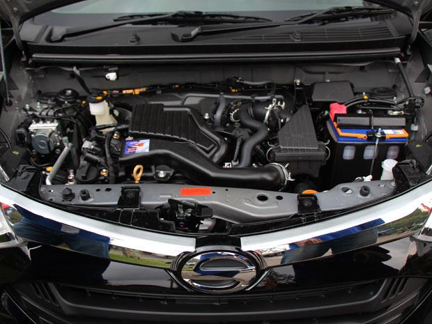 Toyota New Calya Facelift 2019 3NR-VE Engine
