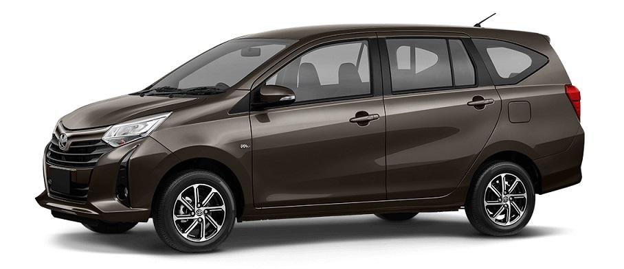 Toyota New Calya Facelift 2019 Exterior