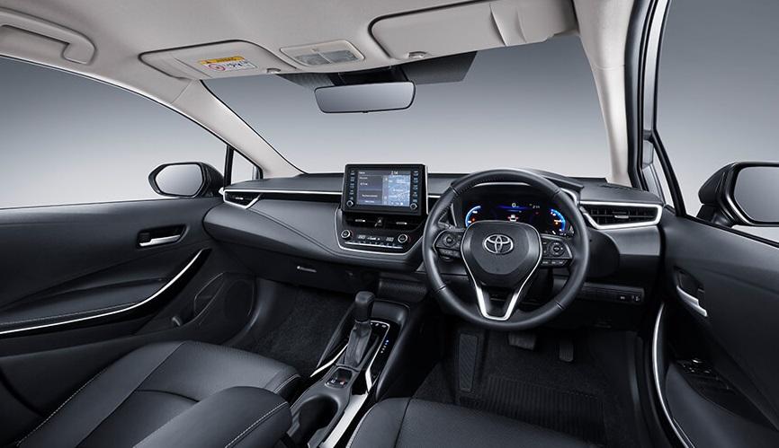 Dashboard Toyota Corolla Altis E210