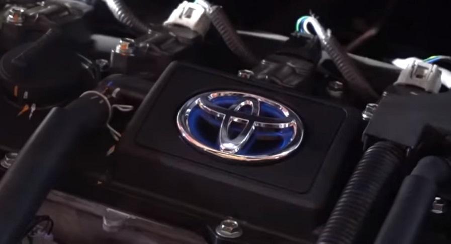 Hybrid Engine Toyota Corolla Altis E210