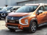 Exterior Design of Mitsubishi Xpander Cross