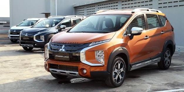 Exterior Design of Mitsubishi Xpander Cross
