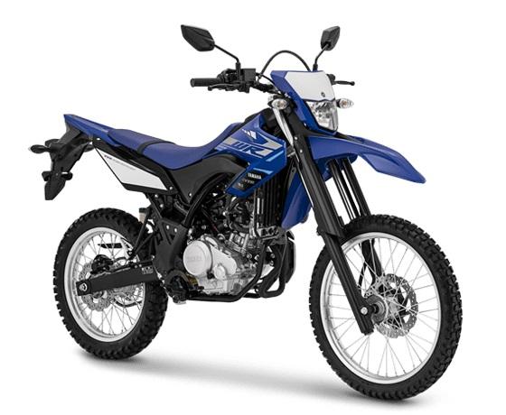 Yamaha WR155R Design