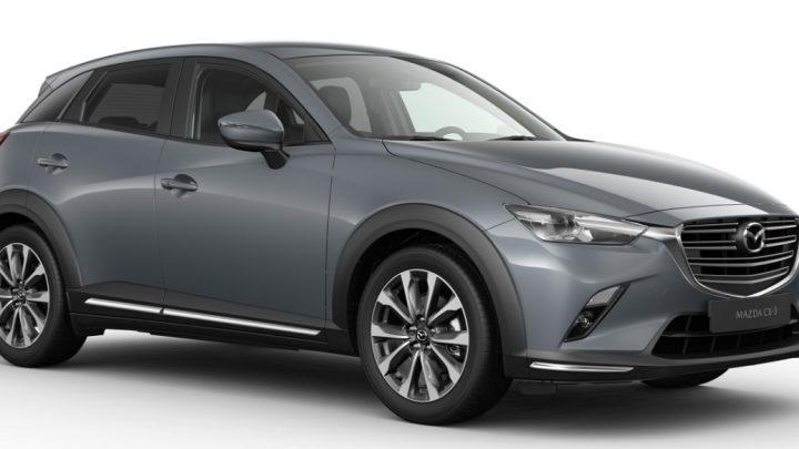 Spesifikasi Mazda CX-3 Sport 1.5L